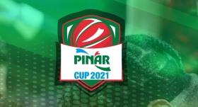 Pınar Cup'ta finalin adı belli oldu