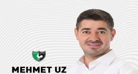 Denizlispor Başkanı Mehmet Uz, güven tazeledi