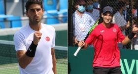 A Milli Takım'dan Davis Cup'a iyi başlangıç