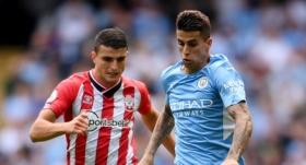 Manchester City, Southampton'a takıldı