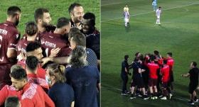 Bandırmaspor'dan Manisa FK'ya kötü sürpriz
