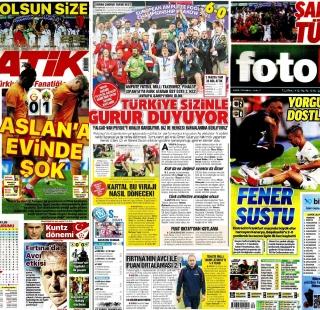 """""""Türkiye sizinle gurur duyuyor"""""""