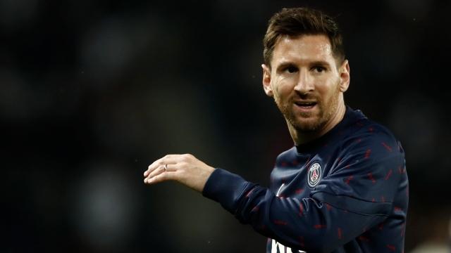 Pochettino, Messi hakkında konuştu