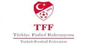 TFF'den Erhan Çelenk'e kutlama