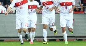 Türkiye-Fransa maçı TRT SPOR Yıldız'da