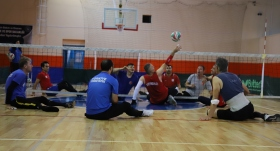 Oturarak Voleybol Milli Takımı'nda hedef Avrupa Şampiyonası