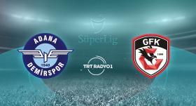 Adana Demirspor, Gaziantep'i konuk edecek