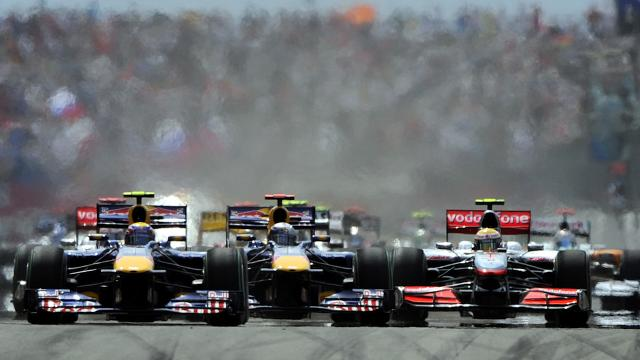 İstanbul F1'e gün sayıyor