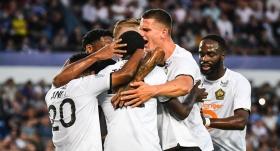 Lille art arda ikinci galibiyetini aldı