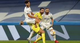 Real Madrid, Villarreal'e takıldı