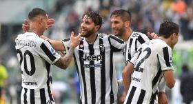 Gol düellosunda kazanan Juventus