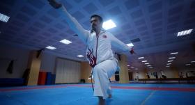 Sabri Kıroğlu'nun hedefi dünya şampiyonluğu