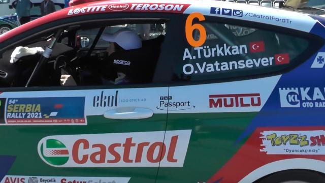 Ali Türkkan Balkan şampiyonu