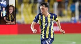 Melek'in Mesut Özil ile buluşma hayali gerçek oluyor