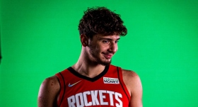 """""""NBA'e bir yıldız olmak için geldim"""""""