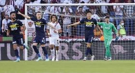Fenerbahçe savunmasıyla güven veriyor