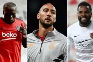 Süper Ligde boy gösterip Arap Yarımadasına gidenler