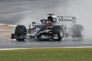Formula 1'de son antrenman turu