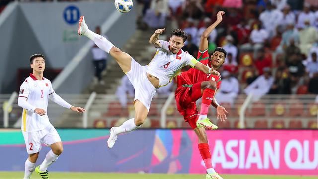 2022 Dünya Kupası Elemeleri | Umman - Vietnam (Özet)