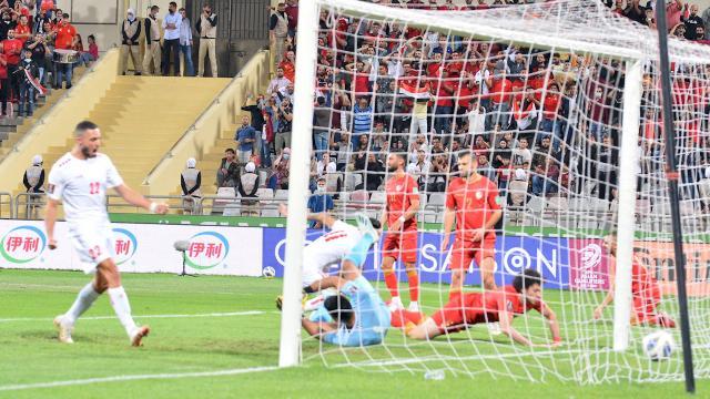 2022 Dünya Kupası Elemeleri | Suriye - Lübnan (Özet)