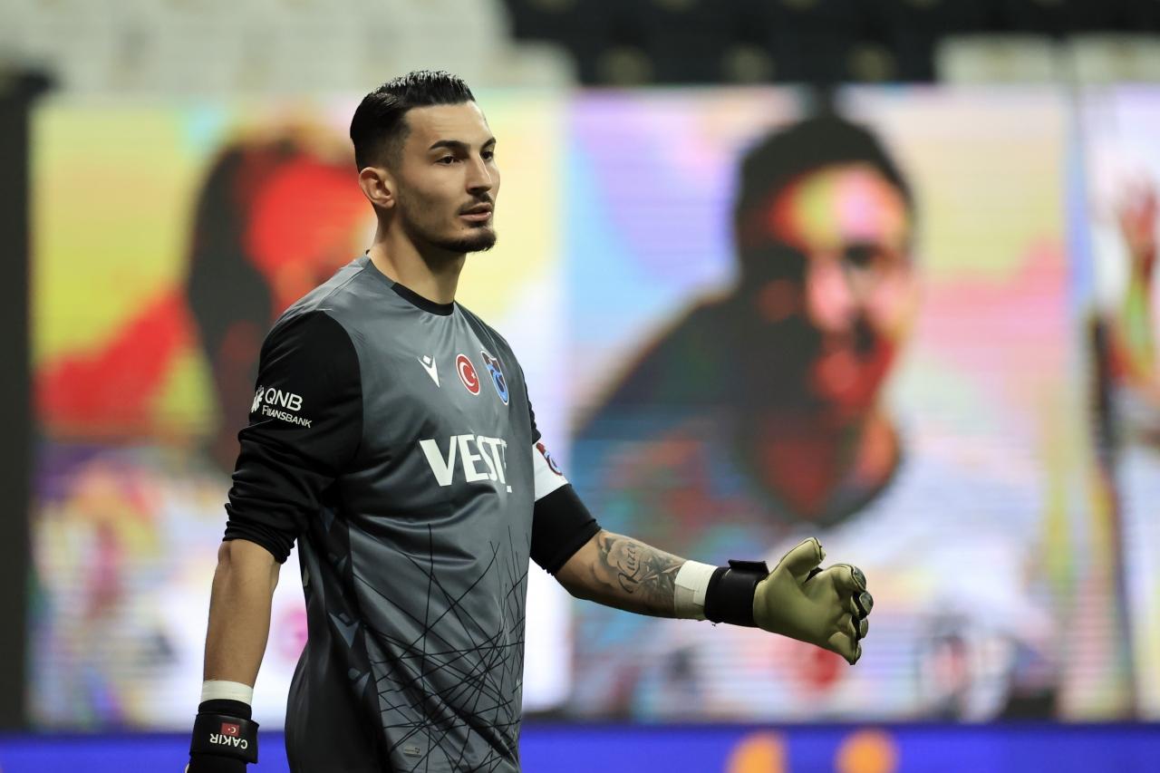 2) Uğurcan Çakır - 17 Milyon Euro - (Trabzonspor)