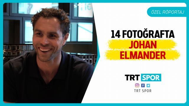 Johan Elmander ile İstanbul'da buluştuk