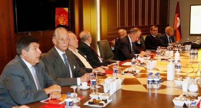 TRT Spor: Galatasaray Yüksek İstişare Kurulu ilk kez toplandı