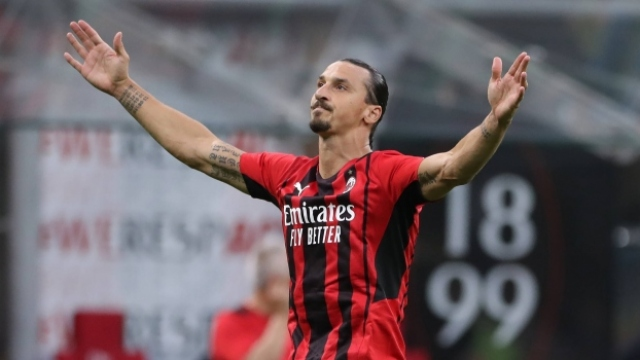 Zlatan Ibrahimovic'in gözü rekorda