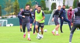 Trabzonspor, 7 eksikle çalışmalara başladı