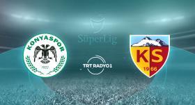 İttifak Holding Konyaspor'un rakibi Yukatel Kayserispor