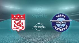 Sivasspor, Adana Demirspor'u ağırlayacak