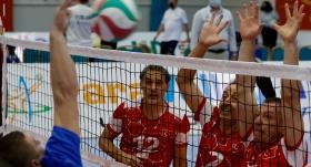 Oturarak Voleybol Milli Takımı, Avrupa 9'uncusu