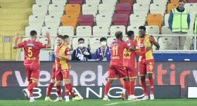 Yeni Malatyaspor 2'de 2 yaptı