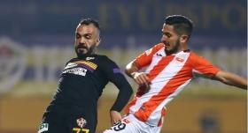 Eyüpspor 3 puanı tek golle aldı