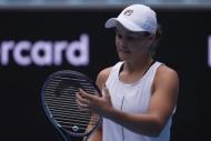 Barty, WTA finallerinde yok