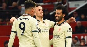 Liverpool 5 golle kazandı