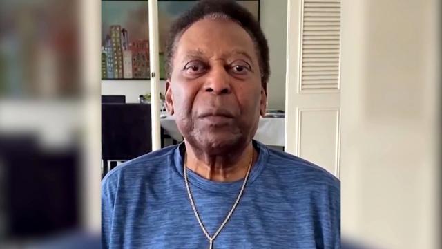 Pele 81. yaşını kutluyor