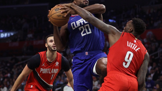 Clippers sezonun ilk galibiyetini aldı