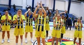 Fenerbahçe Safiport - Sopron Basket maçı TRT SPOR YILDIZ'da