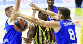 Fenerbahçe Beko Barcelona'ya son saniyede kaybetti