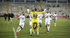 Nazilli Belediyespor, BB Erzurumspor'u penaltılarla eledi