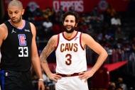 Cleveland yıllar sonra kazandı