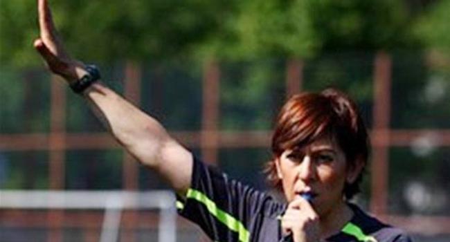 FIFA'dan Dilan Deniz Gökçek'e görev