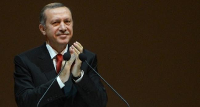 Cumhurbaşkanı'ndan Galatasaray'a tebrik