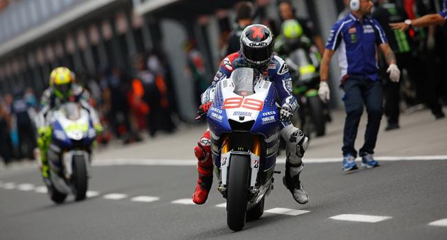 MotoGP'ye İspanyol damgası