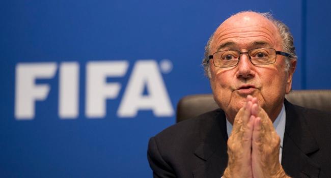 Blatter tedirgin!