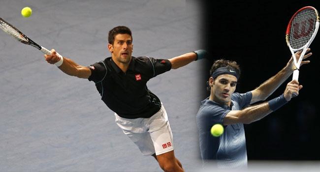 Wimbledon Tenis Turnuvasında Federer çeyrek finalde 12
