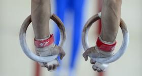 Cimnastikte 2 madalya