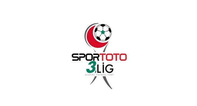 Spor Toto 3. Lig'de toplu sonuçlar