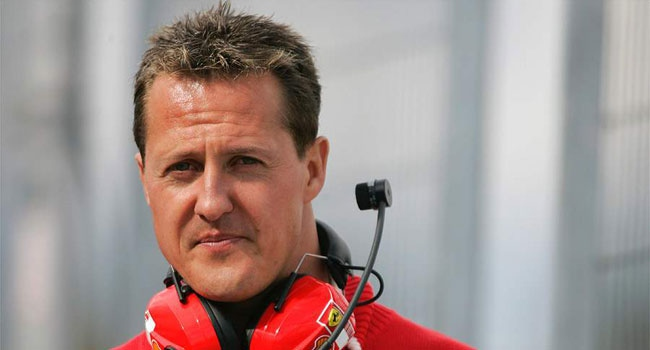 Schumacher'in son durumu